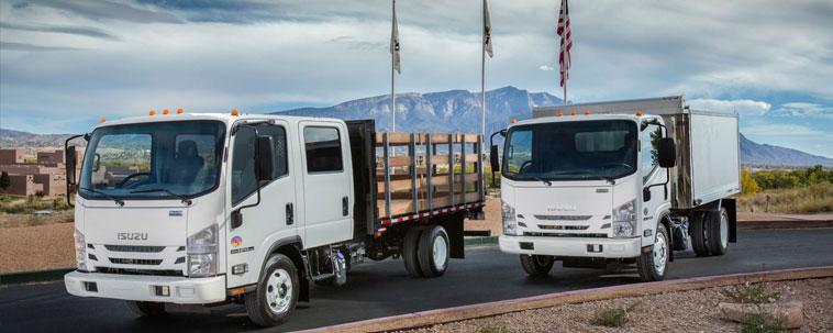 Chapman Chevrolet Tempe >> Isuzu NPR Commercial Truck | Chapman Commercial & Fleet